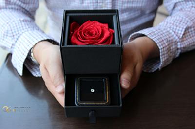素敵なプロポーズのお手伝いをさせていただきます。