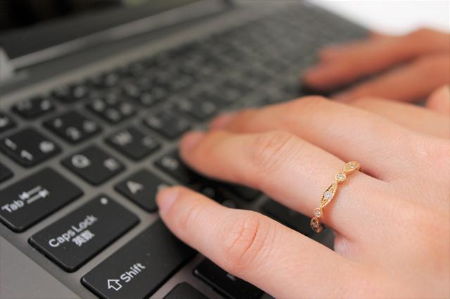 ご試着指輪