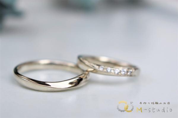 ライン 結婚指輪
