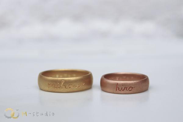 ブリッチ・BRICCI 結婚指輪