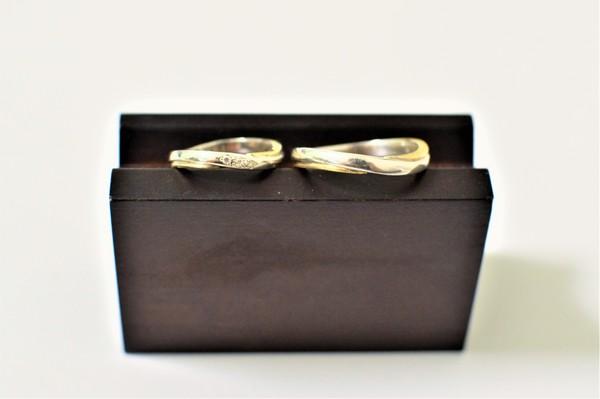 自分たちで作る手作り結婚指輪 ワックスコース 北九州からお越しの T様ご夫婦