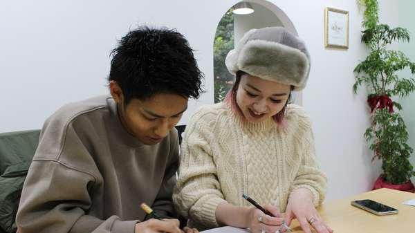 手作り結婚指輪ワックスコース・長崎県からお越しのお客様