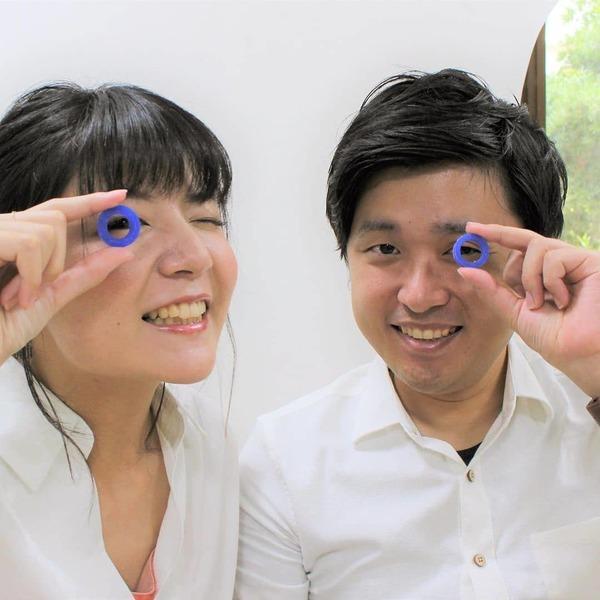 手作り結婚指輪・ワックスコース(宮崎県からお越しいただきました)