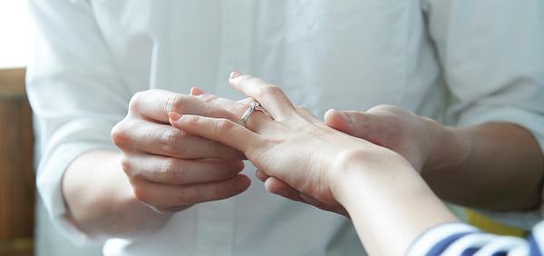 付け心地のよい結婚指輪の選び方