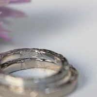 カップルレポート手作り結婚指輪   唯一無二のサムネイル